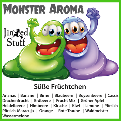 Rote Traube Monster Aroma