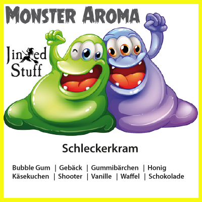 Bubble Gum Monster Aroma